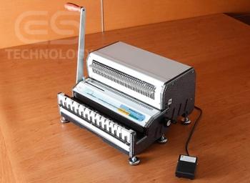 CSTek WME-21R Heavy Duty Electrical Wire Binding Machine