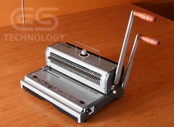 CSTek WM-21R WireMac Manual Binding Machine