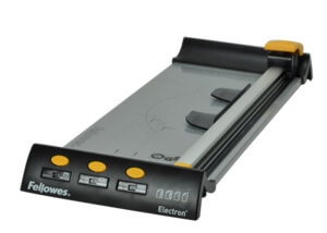Fellowes Electron A3 Rotary Trimmer