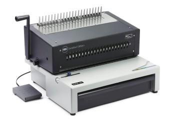 GBC CombBind C800Pro Comb Binder