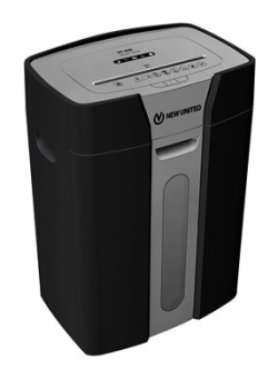 New United ST12C Cross Cut Paper Shredder