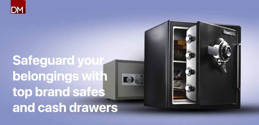 Buy Security Safe / Cash Drawer in Dubai, UAE